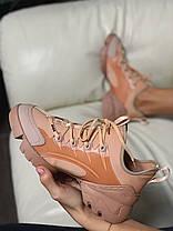 Кросівки Christian Dior D-connect Крістіан Діор (36,38,40), фото 2