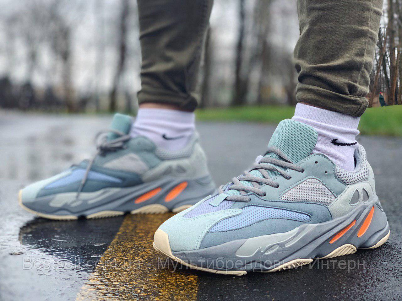 Кросівки Adidas Yeezy Boost 700 Адідас Ізі Буст (45 останній розмір)