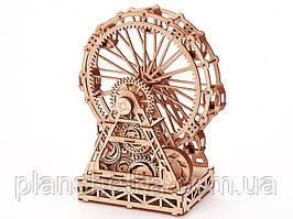 Дерев'яний 3D конструктор Механічне колесо огляду