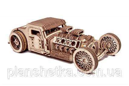 """Дерев'яний 3D конструктор """"Хот Рід"""", фото 2"""