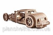 """Дерев'яний 3D конструктор """"Хот Рід"""", фото 3"""