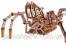 """Дерев'яний 3D конструктор """"Космічний Павук"""", фото 2"""