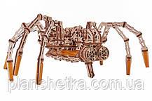 """Дерев'яний 3D конструктор """"Космічний Павук"""", фото 3"""