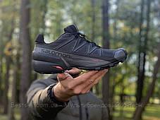 Кросівки SALOMON SPEEDCROSS 5 , Саломон Спидкросс (41,42,43,44,45), фото 2