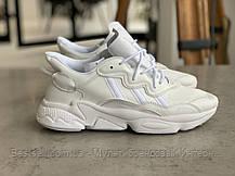 Кроссовки Adidas Ozweego White Адидас Озвиго Белые (42,43,45), фото 2