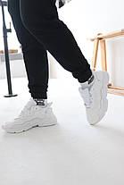 Кроссовки Adidas Ozweego White Адидас Озвиго Белые (42,43,45), фото 3