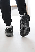 Кросівки Adidas Ozweego Black Адідас Озвиго Чорні (42,43,44,45), фото 3