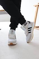 Кроссовки Adidas Iniki White Адидас Иники Белые (41,42,43,44), фото 3