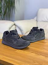 Кросівки Asics Gel Lyte Grey Асикс Гель Лайт Сірі (41,43,45), фото 2