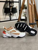 Кроссовки Nike M2K Tekno Beige Найк М2К Текно Бежевые (36,37,38,39,40), фото 2