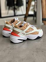 Кросівки Nike M2K Tekno Beige Найк М2К Текно Бежеві (36,37,38,39,40), фото 3