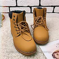 Зимові черевики (на хутрі) Timberland 11-042 ⏩ [ 36,38 ], фото 2