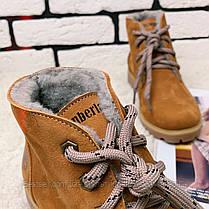 Зимние ботинки  (на меху) Timberland   [38 последний размер], фото 3