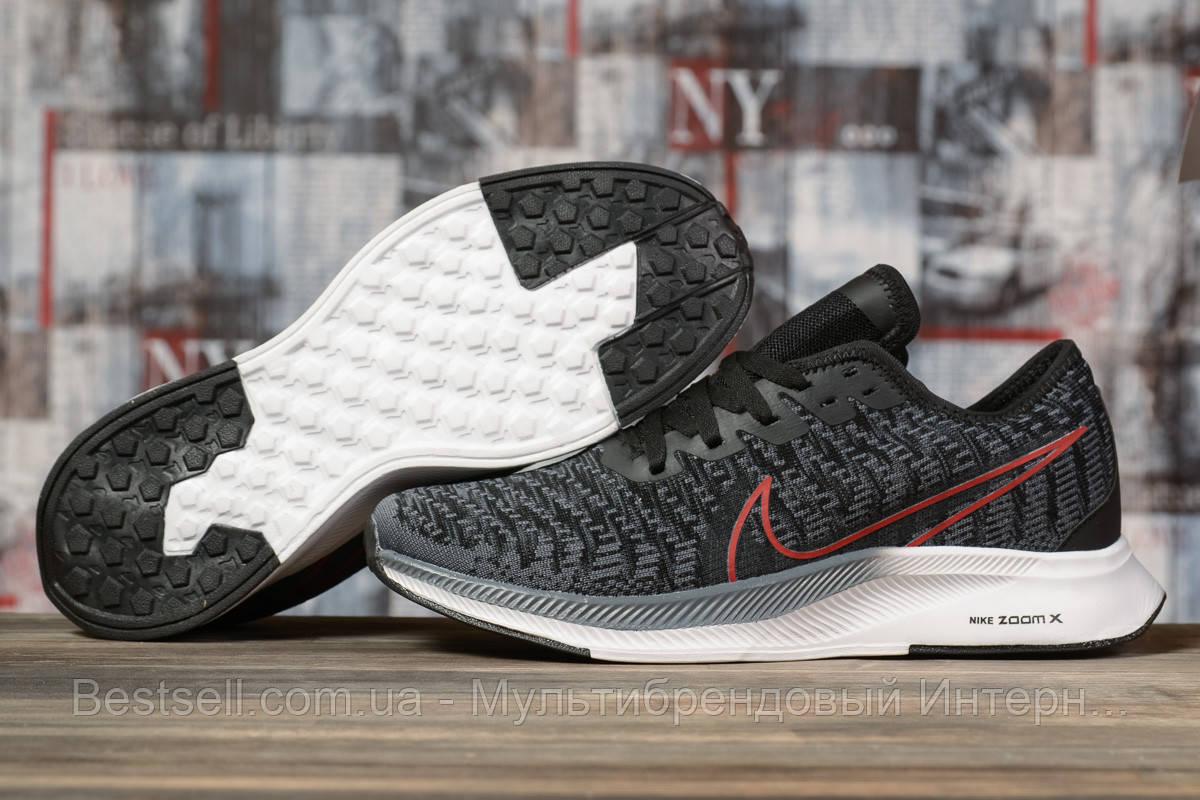 Кросівки чоловічі 16971, Nike Pegasus Turbo 2, темно-сірі, [ 44 ] р. 44-28,3 див.