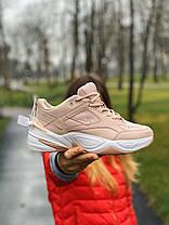Кроссовки  натуральная кожа Nike M2K Tekno Найк М2К Текно (36,37), фото 2