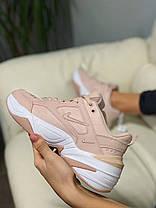 Кросівки натуральна шкіра Nike M2K Tekno Найк М2К Текно (36,37), фото 3