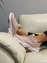 Кросівки натуральна шкіра Nike M2K Tekno Найк М2К Текно (36,37), фото 2