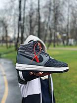 Кроссовки Nike Lunar Force 1 Найк Лунар Форс (41,43,45), фото 2