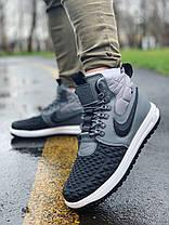 Кросівки Nike Lunar Force 1 Найк Лунар Форс (41,43,45), фото 2