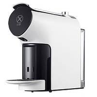 Капсульная кофеварка эспрессо Scishare Smart Coffee Machine S1102 White