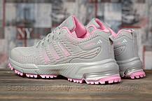 Кросівки жіночі 17004, Adidas Marathon Tn, сірі, [ 36 ] р. 36-22,5 див., фото 2