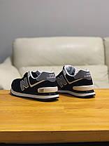 Кросівки New Balance 574 Нью Беланс (41,42,44,45), фото 3
