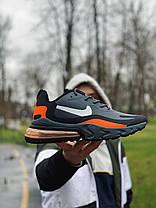 Кросівки натуральна шкіра NIKE AIR MAX 270 Найк Аір Макс (40,41,45), фото 2