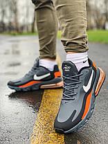 Кросівки натуральна шкіра NIKE AIR MAX 270 Найк Аір Макс (40,41,45), фото 3