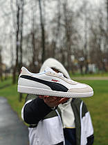 Кросівки натуральна замша + шкіра Puma Пума ⏩ (41,42,43,44,45), фото 2