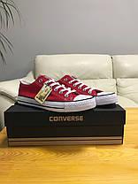 Кеди низькі Converse Конверс ⏩ [ 44 останній ], фото 3