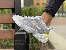 Кросівки натуральна шкіра Nike M2K Tekno Найк М2К Текно (36,40), фото 3
