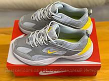 Кросівки натуральна шкіра Nike M2K Tekno Найк М2К Текно (36,40), фото 2