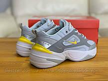 Кроссовки  натуральная кожа Nike M2K Tekno Найк М2К Текно (36,40), фото 3