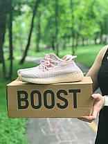 Кроссовки Adidas Yeezy Boost 350 V2  Адидас Изи Буст В2  ⏩ (37,38,39,40), фото 3