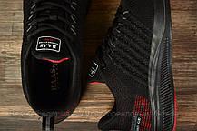 Кроссовки мужские 10331, BaaS Ploa Running, черные, [ нет в наличии ] р. 44-28,5см., фото 3