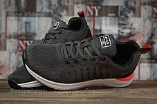 Кросівки чоловічі 10342, BaaS Ploa Running, темно-сірі, [ немає ] р. 41-26,0 див., фото 3