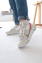 Кросівки Nike REACT ELEMENT Найк Реактив Елемент (36,37,38,39,40), фото 3