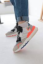 Кросівки Adidas Nite Jogger Адідас Найт Джоггер (36,37,38,39,40), фото 3