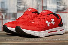 Кросівки чоловічі 17106, Under Armour Hovr, червоні, [ 41 44 45 ] р. 41-26,0 див., фото 2