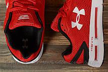 Кросівки чоловічі 17106, Under Armour Hovr, червоні, [ 41 44 45 ] р. 41-26,0 див., фото 3