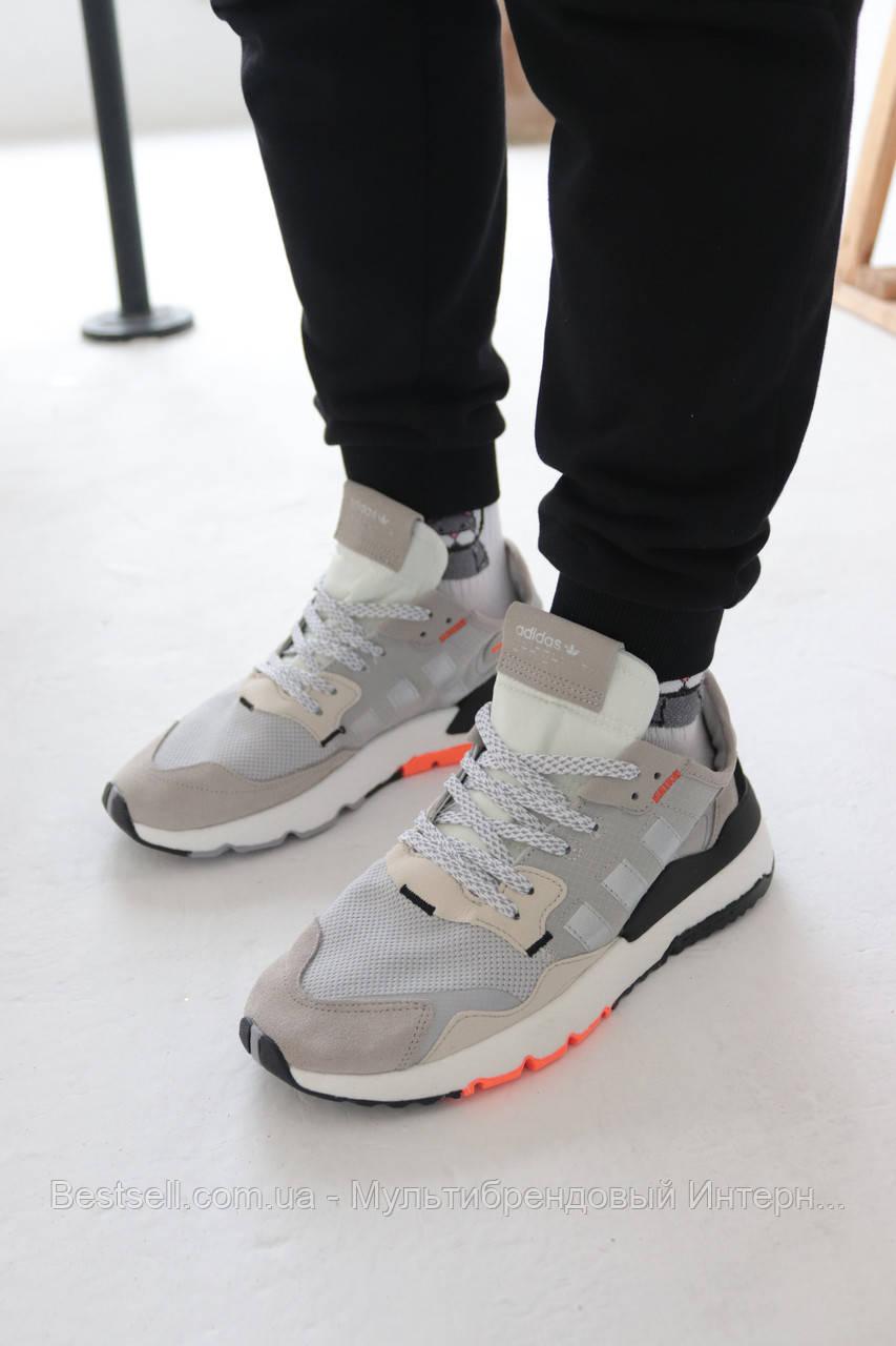 Кроссовки Adidas Nite Jogger Адидас Найт Джоггер Разноцветные (41 последний)