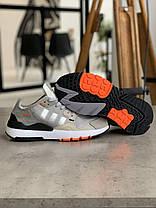 Кроссовки Adidas Nite Jogger Адидас Найт Джоггер Разноцветные (41 последний), фото 3