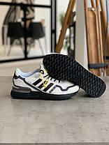 Кросівки Adidas zx 750 Адідас зе ікс 750 (41,42,43,44,45), фото 2