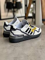 Кросівки Adidas zx 750 Адідас зе ікс 750 (41,42,43,44,45), фото 3