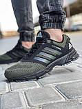 Кросівки чоловічі 18601, Adidas Spring Blade, зелені, [ 41 42 43 44 45 46 ] р. 41-26,5 див., фото 2