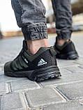 Кросівки чоловічі 18601, Adidas Spring Blade, зелені, [ 41 42 43 44 45 46 ] р. 41-26,5 див., фото 4
