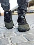 Кросівки чоловічі 18601, Adidas Spring Blade, зелені, [ 41 42 43 44 45 46 ] р. 41-26,5 див., фото 7