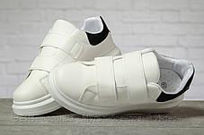 Кроссовки женские 17171, MkQueen, белые, [ 38 ] р. 38-24,2см., фото 3