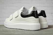 Кроссовки женские 17171, MkQueen, белые, [ 38 ] р. 38-24,2см., фото 2