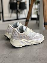 Кроссовки Adidas Yeezy Boost 700 Адидас Изи Буст (36,37,38,39) реплика, фото 3